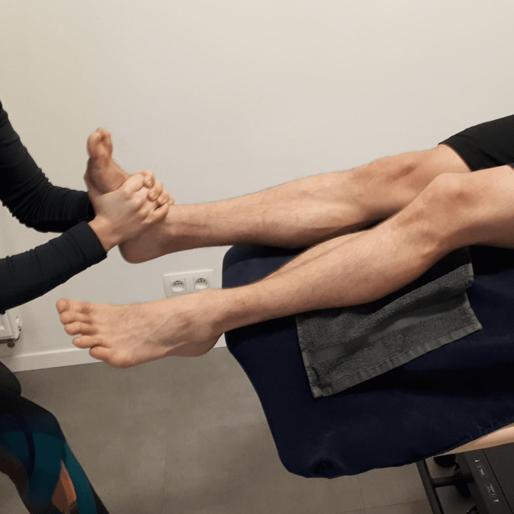 kine voet